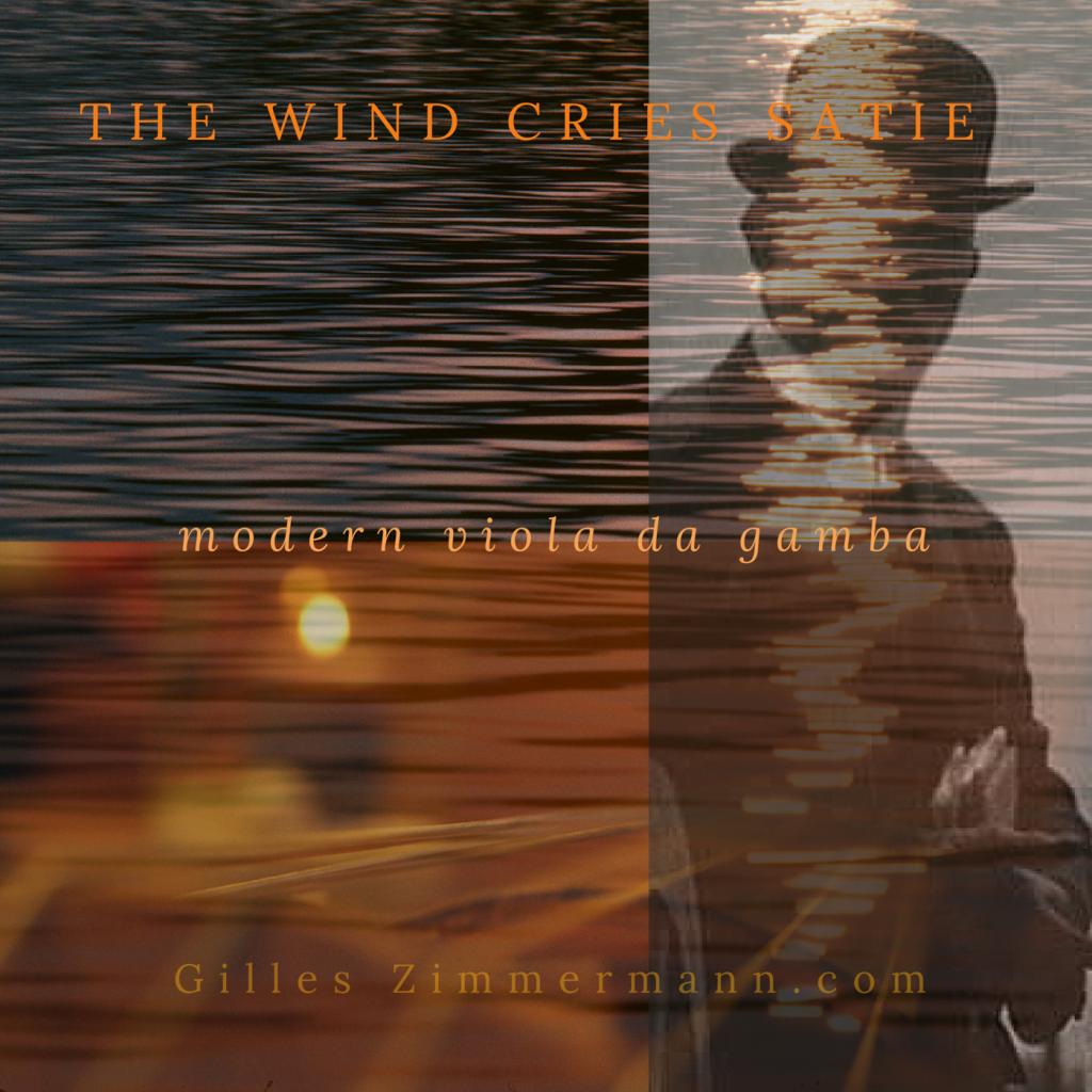 THE WIND CRIES SATIE - CD
